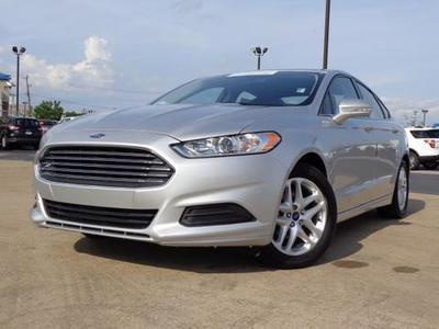 2013 Ford Fusion SE Sedan for sale in Chattanooga for $18,999 with 25,833 miles.