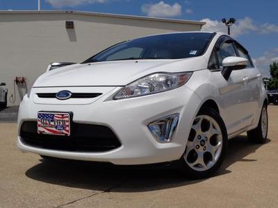 2011 Ford Fiesta SES Hatchback for sale in Chattanooga for $13,957 with 21,167 miles.