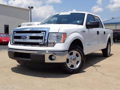 2013 Ford F150 XLT Crew Cab Pickup for sale in Chattanooga for $27,711 with 21,559 miles.