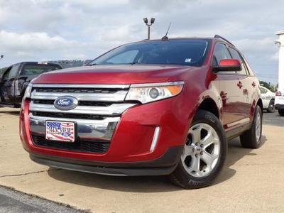 2013 Ford Edge SEL SUV for sale in Chattanooga for $20,999 with 75,848 miles.