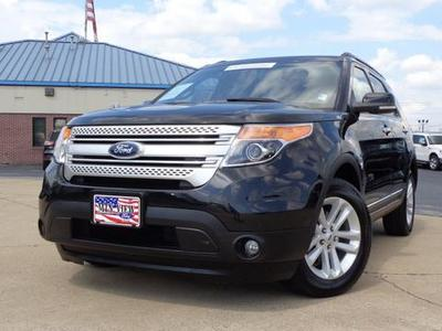 2013 Ford Explorer XLT SUV for sale in Chattanooga for $28,813 with 61,296 miles.