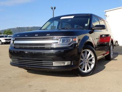 2014 Ford Flex Limited SUV for sale in Chattanooga for $29,977 with 23,435 miles.