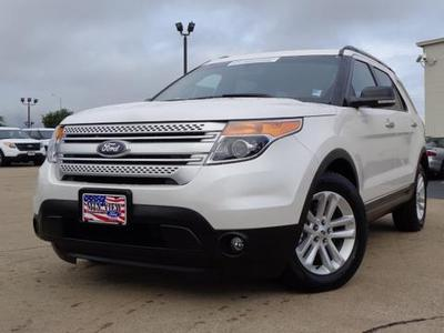 2013 Ford Explorer XLT SUV for sale in Chattanooga for $31,635 with 5,347 miles.