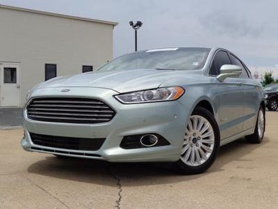 2013 Ford Fusion Hybrid SE Hybrid Sedan for sale in Chattanooga for $26,977 with 12,773 miles.