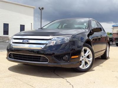 2012 Ford Fusion SE Sedan for sale in Chattanooga for $16,977 with 54,465 miles.