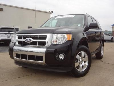2012 Ford Escape Limited SUV for sale in Chattanooga for $23,477 with 34,272 miles.