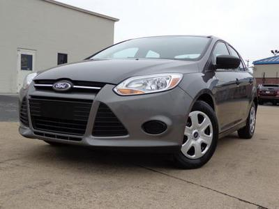 2012 Ford Focus S Sedan for sale in Chattanooga for $14,977 with 23,190 miles.