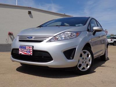 2013 Ford Fiesta S Sedan for sale in Chattanooga for $13,477 with 33,120 miles.