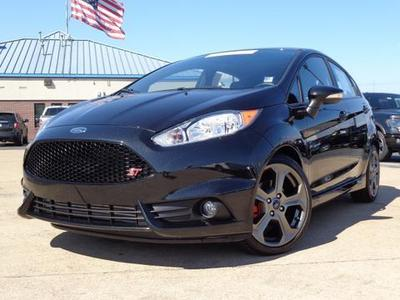 2014 Ford Fiesta ST Hatchback for sale in Chattanooga for $20,977 with 7,273 miles.