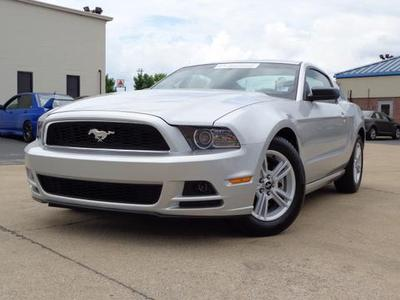 2013 Ford Mustang V6 Coupe for sale in Chattanooga for $20,988 with 16,236 miles.