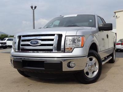 2012 Ford F150 XLT Extended Cab Pickup for sale in Chattanooga for $25,900 with 7,616 miles.