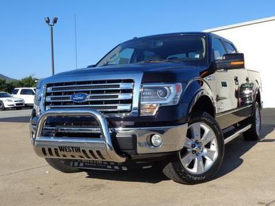 2013 Ford F150 Lariat Crew Cab Pickup for sale in Chattanooga for $39,890 with 33,537 miles.