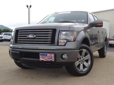 2012 Ford F150 FX4 Crew Cab Pickup for sale in Chattanooga for $38,400 with 46,792 miles.