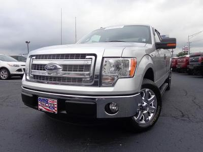 2013 Ford F150 XLT Extended Cab Pickup for sale in Chattanooga for $27,600 with 5,912 miles.