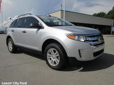 2013 Ford Edge SE SUV for sale in Lenoir City for $21,897 with 21,357 miles.