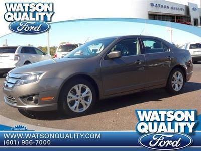 2012 Ford Fusion SE Sedan for sale in Jackson for $17,995 with 39,722 miles.