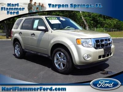 2012 Ford Escape XLT SUV for sale in Tarpon Springs for $18,995 with 9,906 miles.
