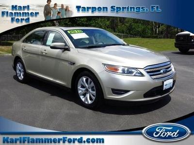 2010 Ford Taurus SEL Sedan for sale in Tarpon Springs for $14,770 with 62,527 miles.