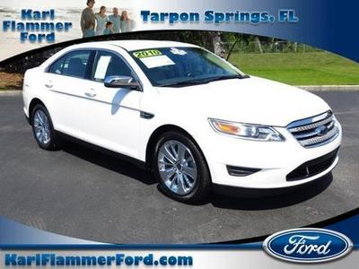 2010 Ford Taurus Limited Sedan for sale in Tarpon Springs for $19,863 with 39,512 miles.