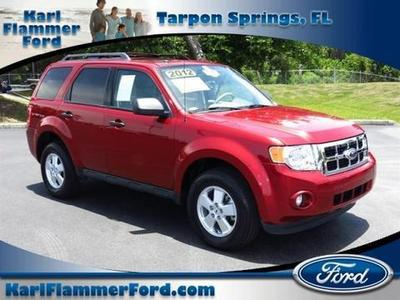 2012 Ford Escape XLT SUV for sale in Tarpon Springs for $16,977 with 37,796 miles.