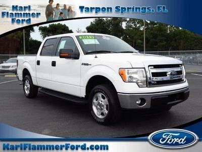 2013 Ford F150 Crew Cab Pickup for sale in Tarpon Springs for $27,340 with 36,656 miles.