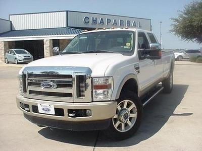 2010 Ford F350 King Ranch Crew Cab Pickup for sale in Devine for $40,990 with 70,142 miles.
