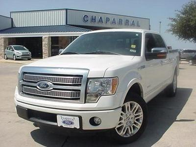 2011 Ford F150 Platinum Crew Cab Pickup for sale in Devine for $34,390 with 38,977 miles.