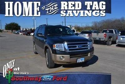 2011 Ford Expedition King Ranch SUV for sale in San Antonio for $27,900 with 61,156 miles.