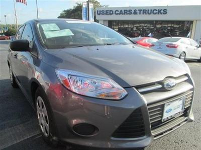 2014 Ford Focus S Sedan for sale in San Antonio for $16,790 with 16,102 miles.