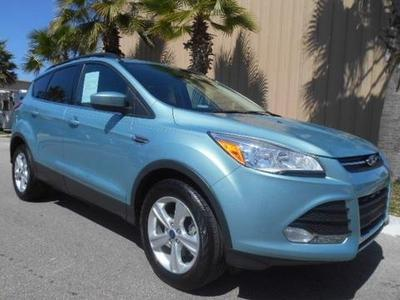 2013 Ford Escape SE SUV for sale in Palm Coast for $21,977 with 24,820 miles.