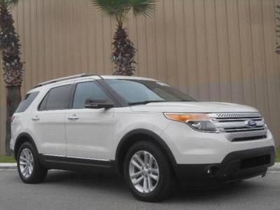 2012 Ford Explorer XLT SUV for sale in Palm Coast for $26,977 with 36,925 miles.