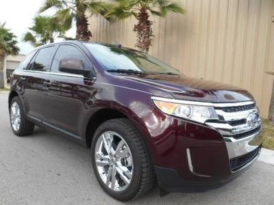 2011 Ford Edge Limited SUV for sale in Palm Coast for $26,977 with 13,587 miles.