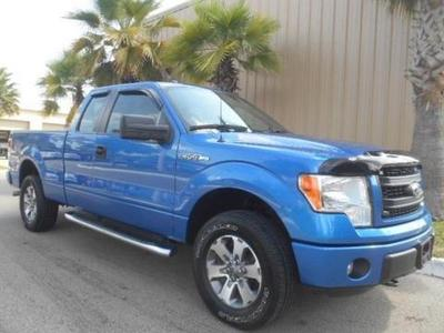 2013 Ford F150 XL Extended Cab Pickup for sale in Palm Coast for $28,977 with 16,120 miles.