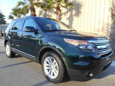 2013 Ford Explorer XLT SUV for sale in Palm Coast for $28,977 with 19,003 miles.