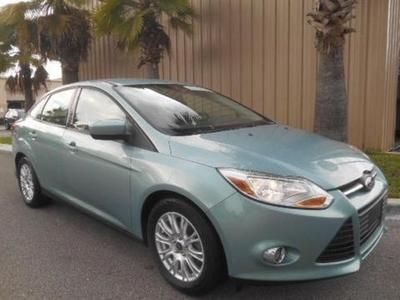 2012 Ford Focus SE Sedan for sale in Palm Coast for $13,977 with 29,390 miles.