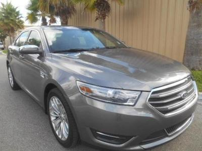 2014 Ford Taurus Limited Sedan for sale in Palm Coast for $23,977 with 27,651 miles.