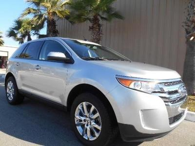 2013 Ford Edge SEL SUV for sale in Palm Coast for $26,977 with 12,168 miles.