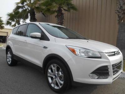 2013 Ford Escape SEL SUV for sale in Palm Coast for $24,977 with 33,265 miles.