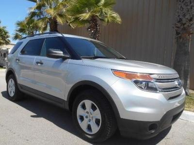 2013 Ford Explorer Base SUV for sale in Palm Coast for $26,977 with 14,023 miles.