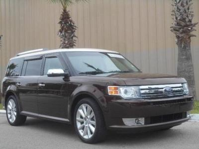2012 Ford Flex Limited SUV for sale in Palm Coast for $30,977 with 9,245 miles.