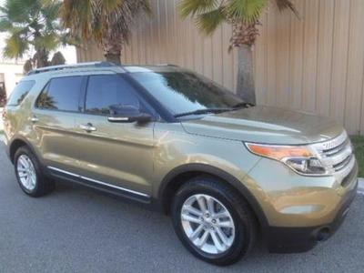 2013 Ford Explorer XLT SUV for sale in Palm Coast for $29,977 with 21,766 miles.