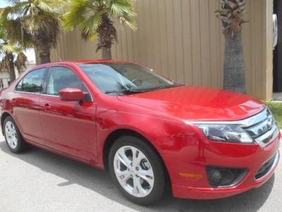 2012 Ford Fusion SE Sedan for sale in Palm Coast for $15,977 with 21,598 miles.