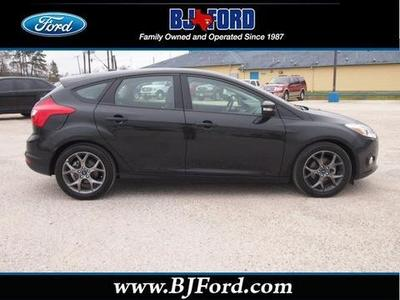 2013 Ford Focus SE Hatchback for sale in Liberty for $14,903 with 18,155 miles.