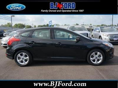 2013 Ford Focus SE Hatchback for sale in Liberty for $14,874 with 33,820 miles.