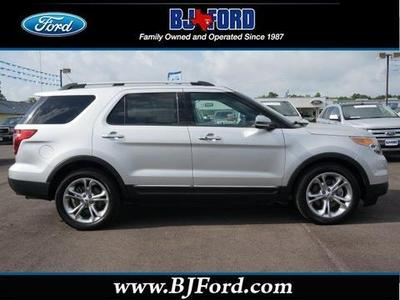 2014 Ford Explorer Limited SUV for sale in Liberty for $33,990 with 17,946 miles.