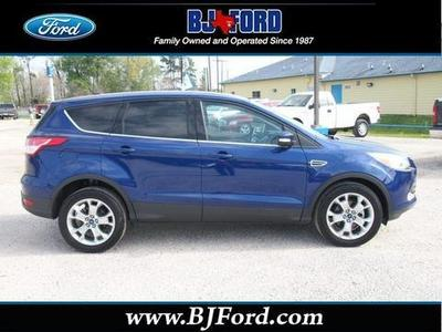 2013 Ford Escape SEL SUV for sale in Liberty for $22,893 with 19,913 miles.
