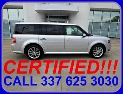 2014 Ford Flex Limited SUV for sale in Sulphur for $32,567 with 18,193 miles.