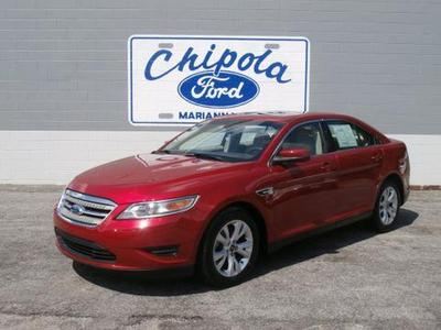 2011 Ford Taurus SEL Sedan for sale in Marianna for $24,995 with 27,980 miles.