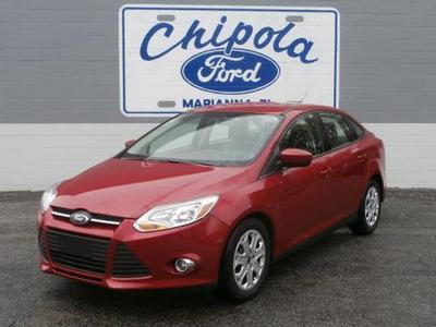 2012 Ford Focus SE Sedan for sale in Marianna for $17,995 with 16,700 miles.