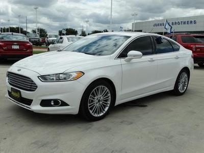 2013 Ford Fusion Hybrid SE Hybrid Sedan for sale in Temple for $25,999 with 28,359 miles.